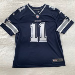 Men's Dallas Cowboys Nike Navy Limited Jersey